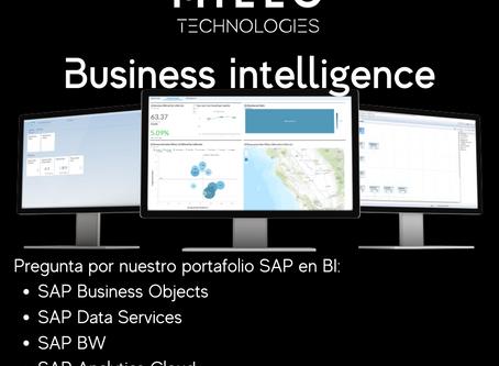 Soluciones SAP Business Intelligence