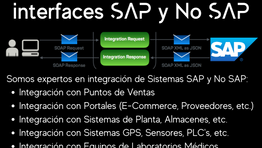 Interfaces SAP y No SAP