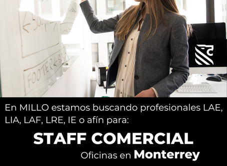 Staff Comercial
