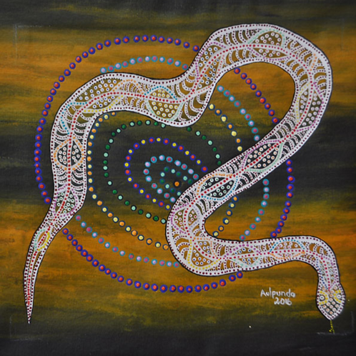 KURKARI -The Ancestral Green Snake