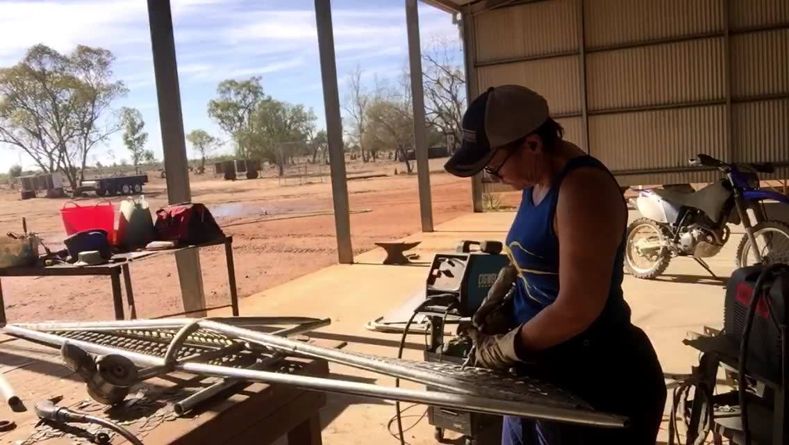 Behind the Scenes of the Karrawara Eagle
