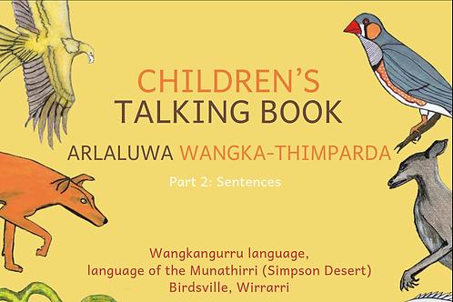 Children's Talking Book Part 2: Sentences