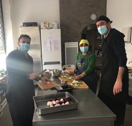 Les carnets d'Agnès atelier batch cookin