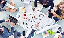 Conforto em contar com o conhecimento de uma equipe multidisciplinar, capaz de dar soluções em Arquitetura de Interiores, Ergonomia, Vigilância Sanitária, Decoração, Regularização de Projetos e Negócios Imobiliários.