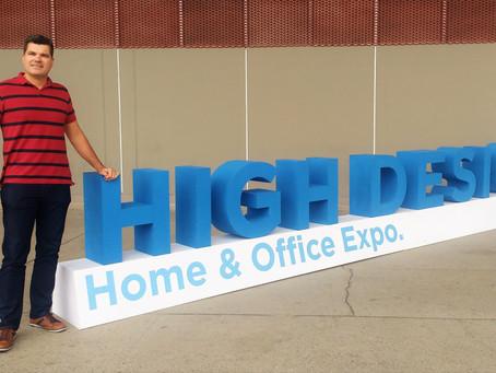 Arquitetura corporativa colaborativa é destaque na High Design Home & Office Expo 2019
