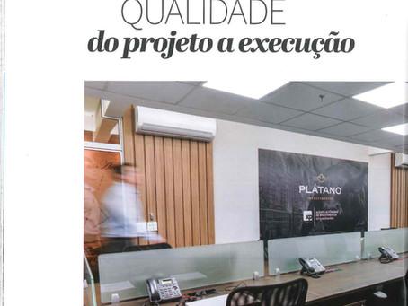 Revista BY: Qualidade do projeto a execução