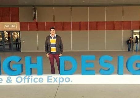 High Design – Home & Office Expo 2018 traz o que há de mais novo no mercado de móveis de alto pa