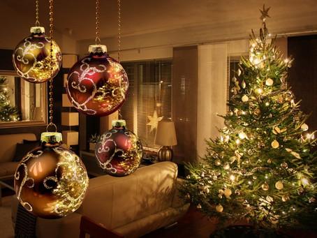 Saiba como harmonizar as decorações de Natal com o seu ambiente