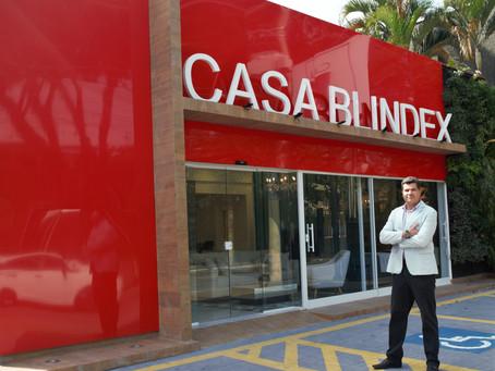 A Arquitetura da Primeira Casa Blindex do Mundo instalada em São José dos Campos (1)