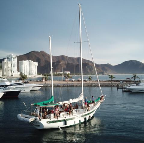 Tayrona Sailing
