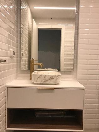 ארון אמבטיה רותם