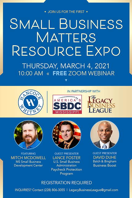 Small Business Matters Resource Expo