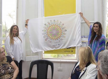 Una Bandera de Paz para Funes