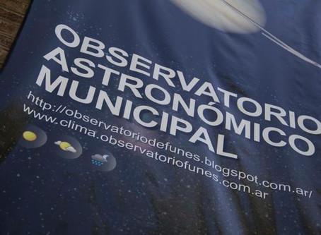 26º Aniversario Observatorio Astronómico de Funes