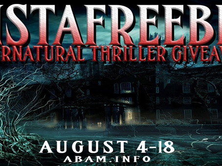 Discover Some New Supernatural Thriller Writers!