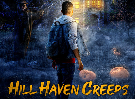 Hill Haven is just a few days away . . .