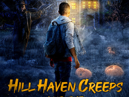 Hill Haven Creeps and the Halloween King is only 99 cents!