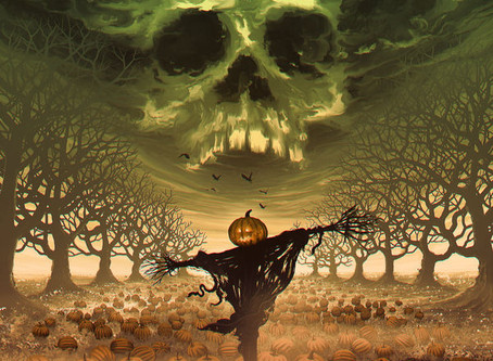 Halloween King Art