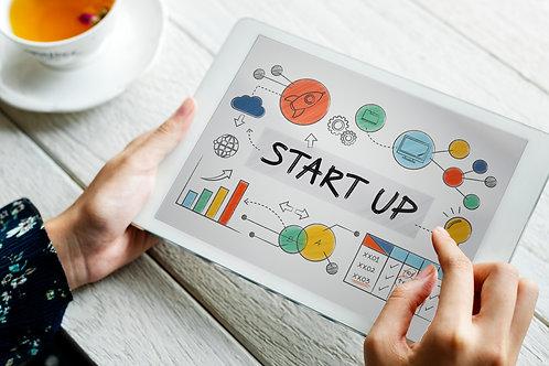 Start Up Business Plan Template