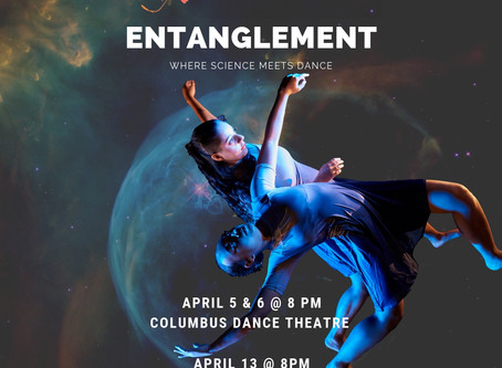 Entanglement: Where Science Meets Dance