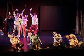 Hixon Dance 10th Anniversary Retrospective Concert