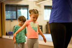 Classes for ages 3 to 5