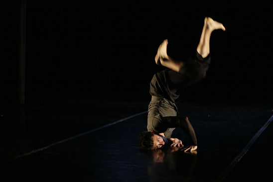 """Hixon Dance performs """"Within the Interstice"""""""