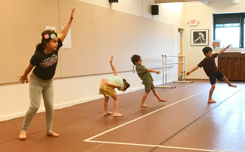 Choreography for Kids in Columbus Ohio