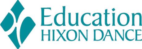 Hixon Dance Education_Horizontal Text_Bl