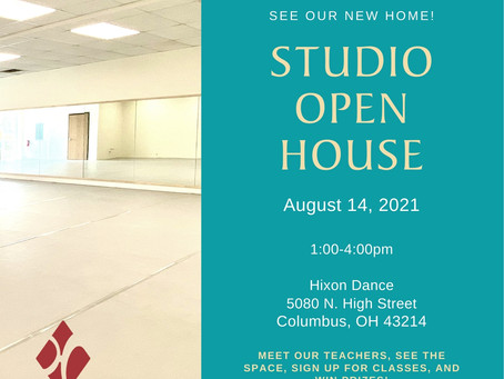 You're Invited to our Open House!