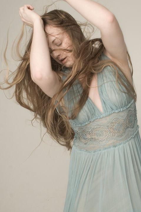 Sarah Hixon dancing