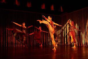 """Hixon Dance in """"False Prophets"""" performance"""