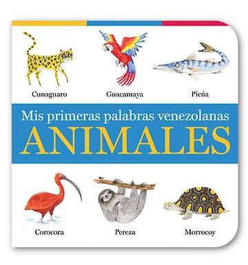 Mis primera palabras venezolanas Animales