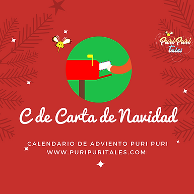 Carta a Papá Noel o Santa Claus/ Letter for Father of Christmas