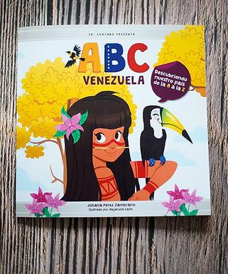 """ABC Venezuela, descubriendo nuestro país de la A a la Z"""""""