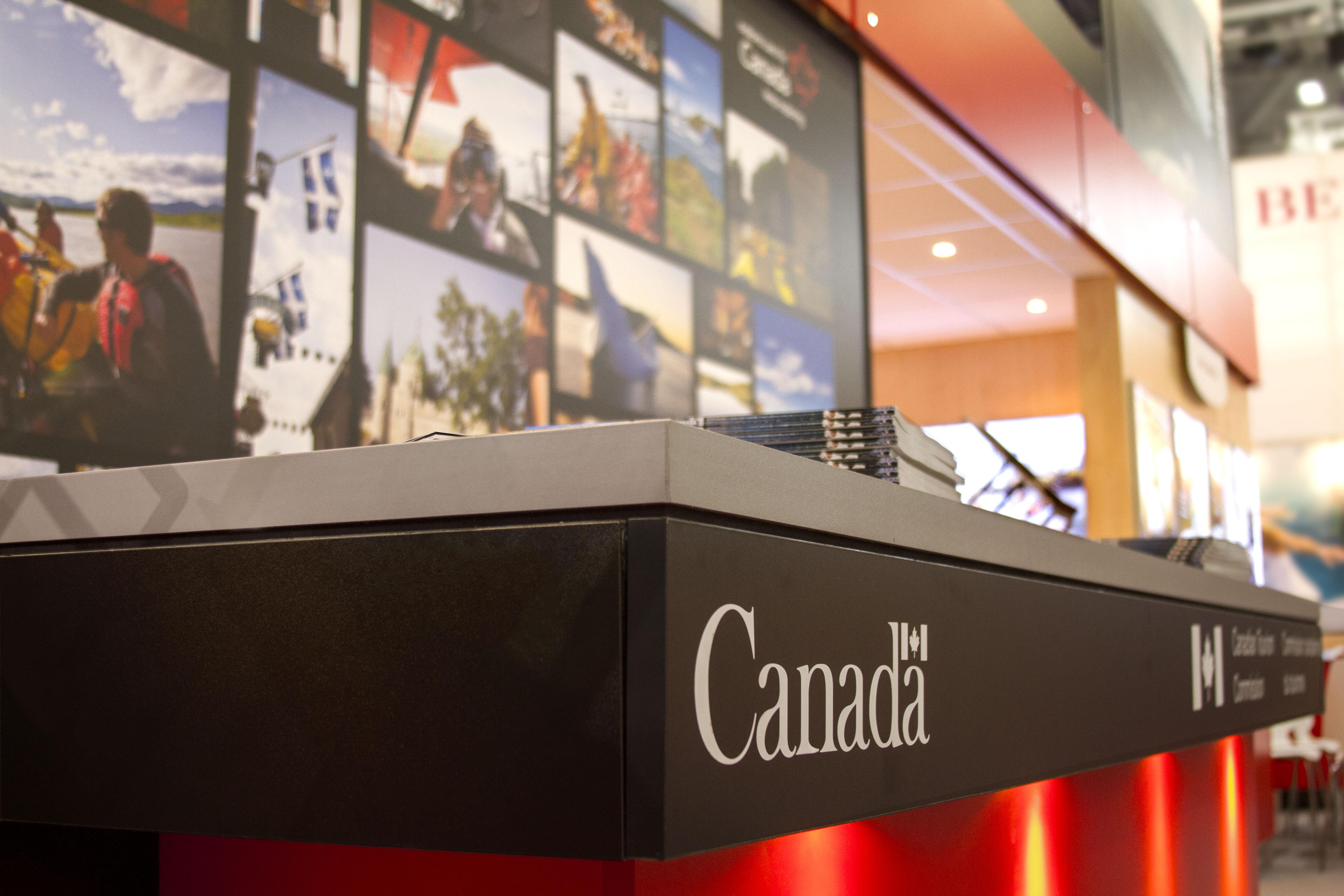 Canada Travel exhibition