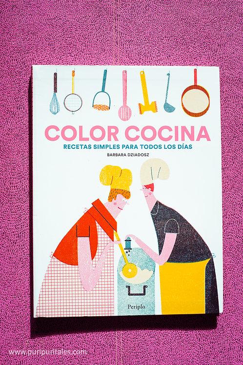 Color Cocina recetas simples para todos los días
