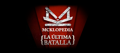 Mcklopedia The Last Battle