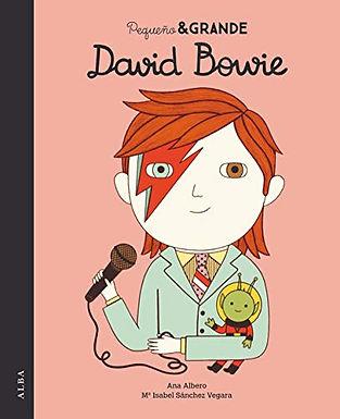 David Bowie Pequeñas y grandes