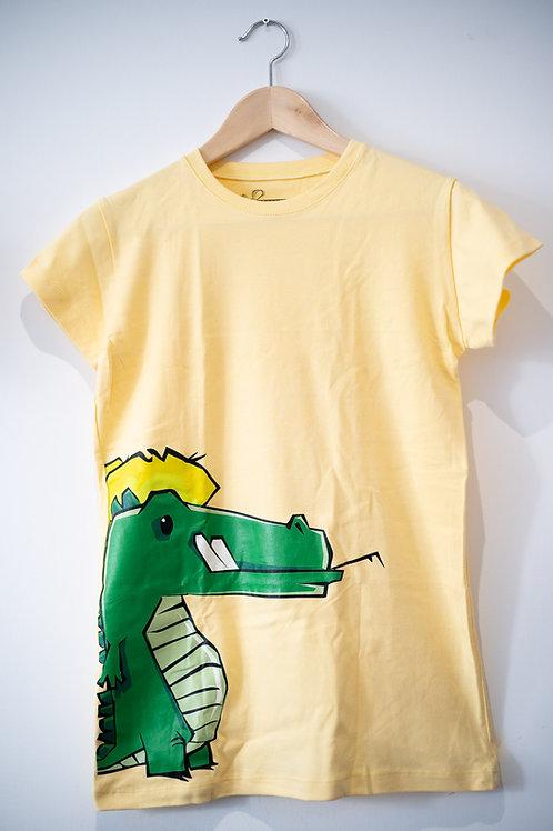T shirt Cocko El Cayman del Orinoco women