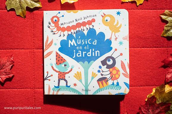 Música en el jardín