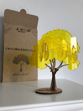 Araguaney tree Acrylic