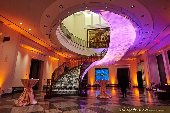 Museum of the American Revolution - The Rotunda