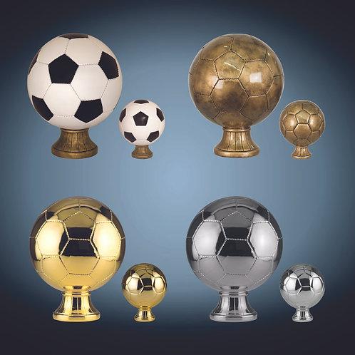 Soccer Ball Resin Figure