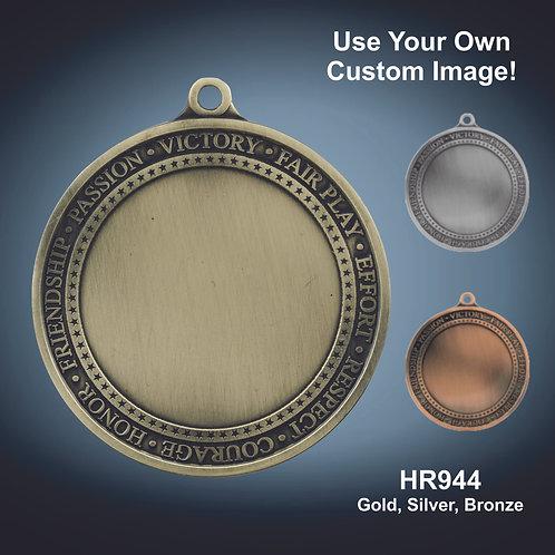 """Inspirational Insert Medal Holder - 2 3/4"""""""