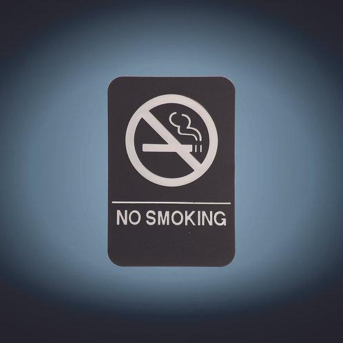 """Kota Pro 6"""" x 9"""" No Smoking ADA Sign"""