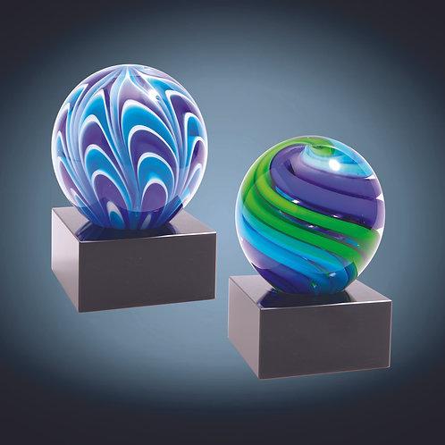 Sphere Art Glass