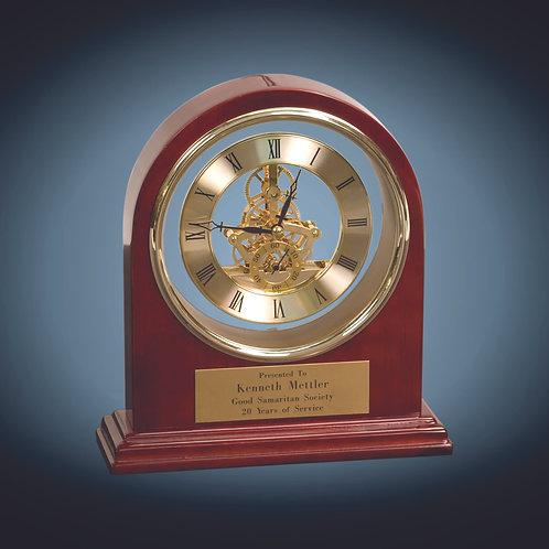 Grand Piano Arch Clock