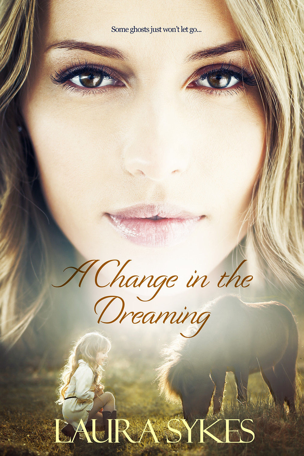 Brand new cover for A Change in the Dreaming