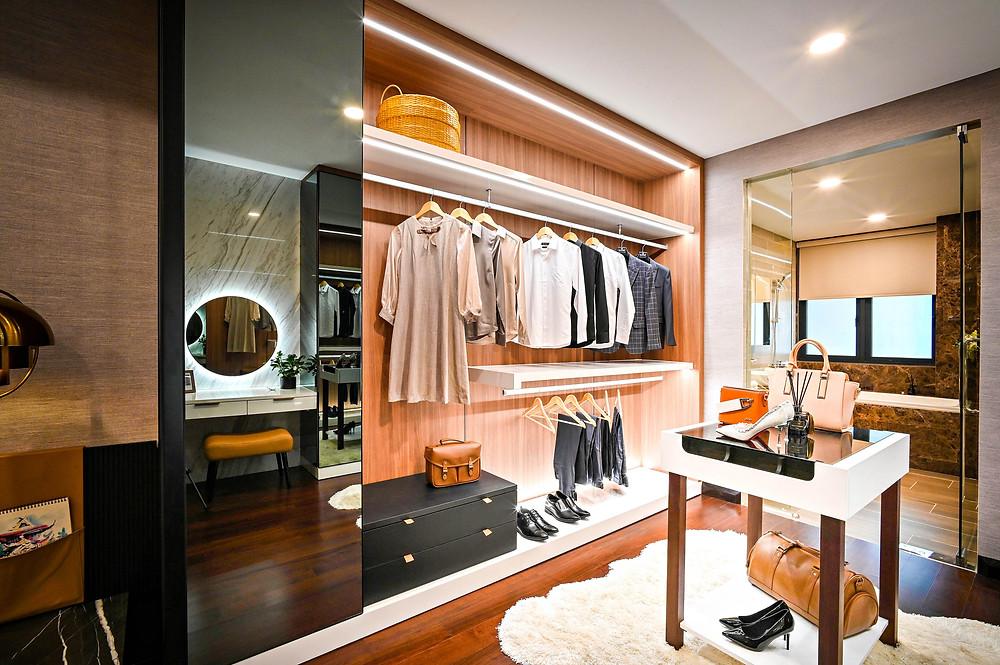 Como transformar o provador de roupas em um ambiente agradável